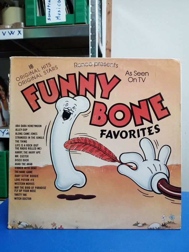 LP, FUNNY BONE, ??