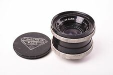 Lens Angenieux  retrofocus type R3  f/2.2 - 9,5mm with front cap. C mount.