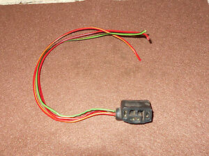 [SCHEMATICS_48IS]  1965 1966 Mustang Fastback Coupe Convertible GT Shelby DIMMER SWITCH WIRING  PLUG | eBay | 1966 Ford Mustang Dimmer Switch Wiring |  | eBay