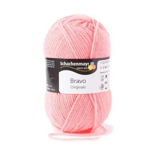 BEGONIE - 50 g // ca 08341 BRAVO von Schachenmayr 133 m Wolle