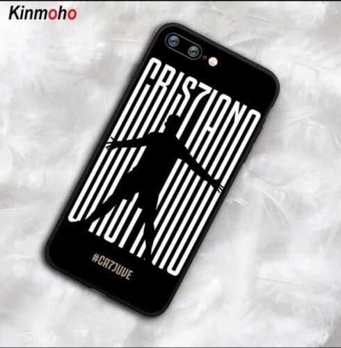 cover protettiva TPU CRISTIANO RONALDO per iPhone JUVENTUS