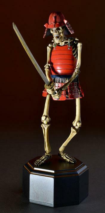 KT Project Skeleton Musha Col.