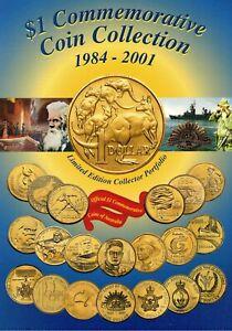 Australia-1-Commemorative-Coin-Collection-Rare-UNC-lot-including-Victoria-Cross
