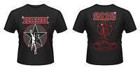 RUSH 2112 T-shirt 2-Sided Black (S to XXL) NEW OFFICIAL Starman Twilight Zone