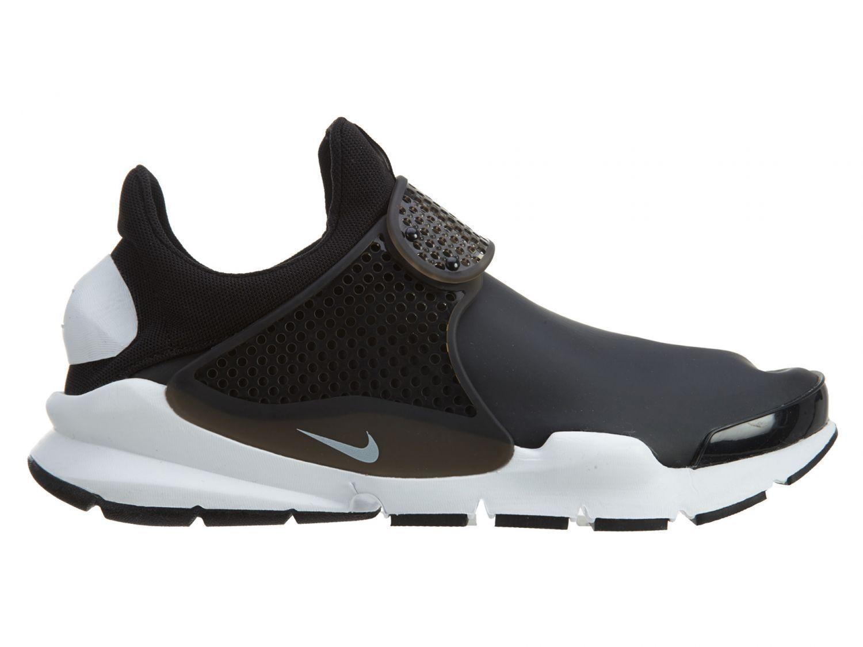 low priced 85f08 1c0f2 Nike Sock Dart SE Para Hombre 911404-001 Negro Blanco Slip Slip Slip on  Running