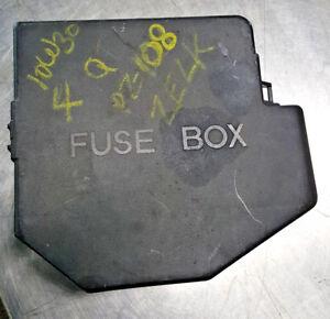 93 97 ford probe underhood fuse panel box block cover door black gt rh ebay co uk 94 Ford Probe Black 93 Ford Probe GT Specs
