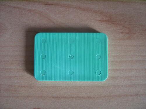 PVC Unterlegplatten  5mm