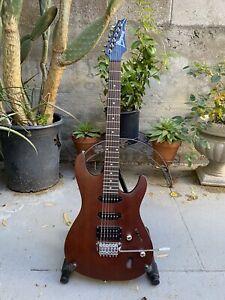 Ibanez SA 160 Korean Made 6 String Mahogany Mint Condition SSH Electric Guitar
