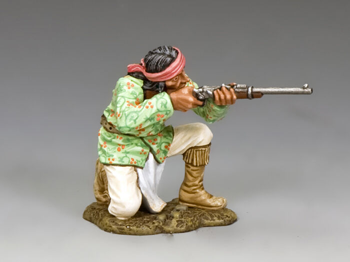King and Country  Kneeling Firing , The Apaches TRW095