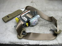 Part 04814-sda-l01zc /outer Set, R. Fr. Seat Belt (msds)/accord