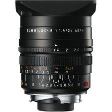 Leica SUMMILUX-M 24mm f/1.4 Aspherical Lens #11-601