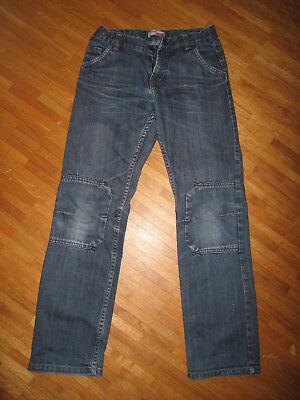100% Wahr Für Die Coolen Jungs! ☺ Jeans ☺ Mit Defektem Reißverschluß ☺ Gr. 146/152 Name It