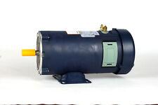 Dc Motor Brush Type 56 Frame Zyt48 10 With 24vdc 1hp 1800rpm Tefc Ul 108053 56c