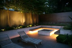 Image Is Loading 5M 16 3ft Landscape Decking Garden Outside Led