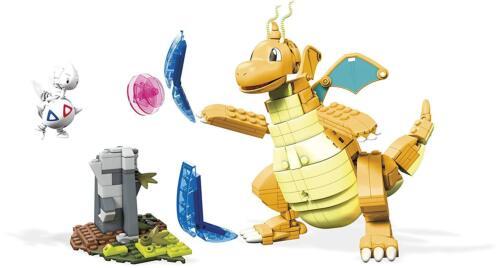 Not Lego New Pokemon Mega Construx Dragonite vs Togetic Challenge Sealed NIB!