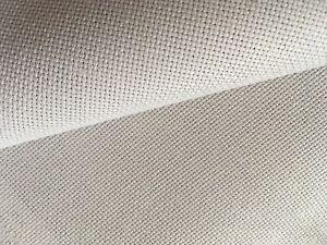 Zweigart Natural Linen 14 count Aida  50cm x 50 cm