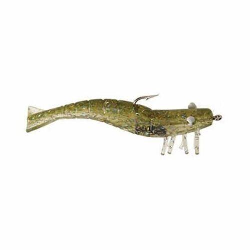DOA Shrimp Standard 1//4oz 3in 3 Pack