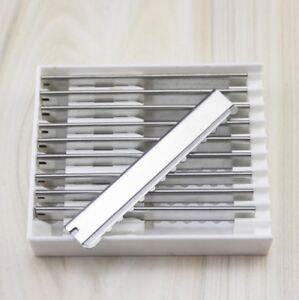 10-pcs-ensemble-forte-amincissement-lame-rasoir-razor-ciseaux-de-coupe