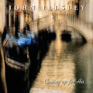 JOHN-ILLSLEY-COMING-UP-FOR-AIR-CD-C17-NEW-amp-SEALED