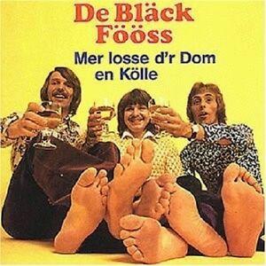 BLÄCK FÖÖSS - MER LOSSE D'R DOM EN KÖLLE  CD NEU