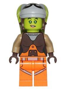 LEGO 75053 - STAR WARS - Hera Syndulla - MINI FIG / MINI ...  LEGO 75053 - ST...