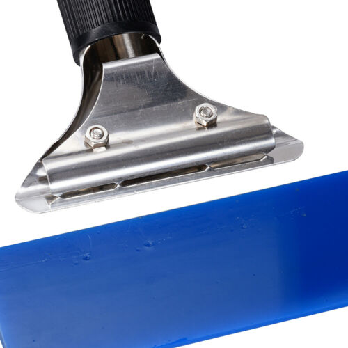 BlueMax Squeegee Stainless Steel Handled Spare Blade for Window Tint Clean Tools