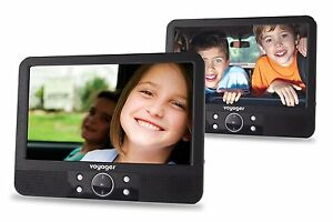 Voyager-9-inch-In-Car-Portable-DVD-Twin-Player-with-Easy-Fit-Mount