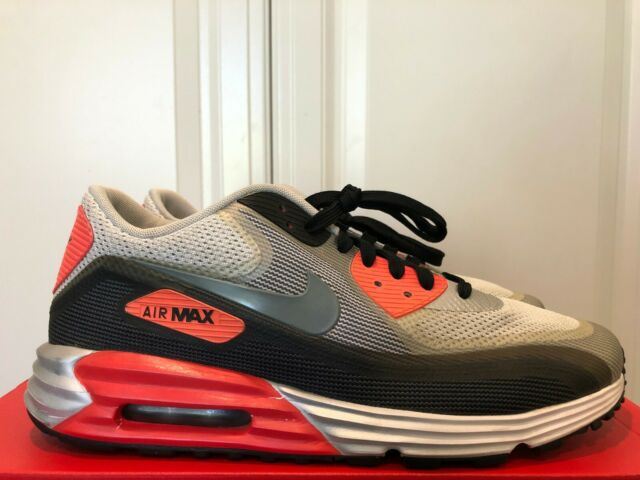 Size 10.5 - Nike Air Max 90 Lunar C3.0 Infrared for sale online | eBay