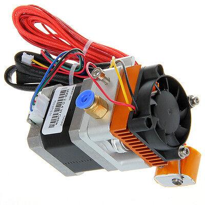 Upgraded single Head MK8 estrusore 0.4mm Nozzle for Reprap 3D Printer