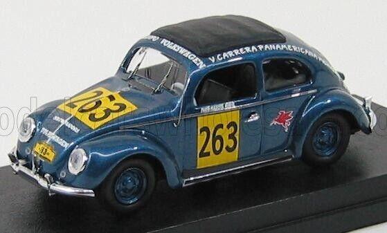 Merveilleux MODELCAR VW Beetle  263 Carrera Panamericana 1954 - 1 43 - Lim.