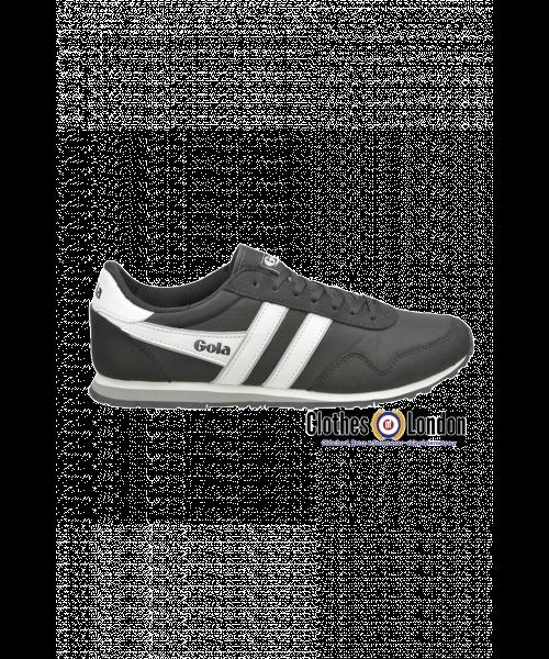 Schuhe GOLA HARRIER Schwarz, CASUAL TRAINERS MONACO Schwarz, HARRIER Retro, Sneakers 7f770a