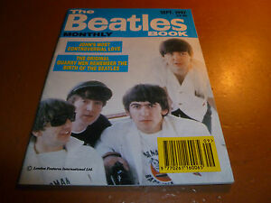 THE-BEATLES-BOOK-MONTHLY-Magazine-No-257-Sept-1997