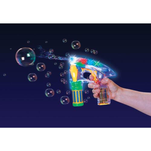 Bulle Ray Gun sci-fi themed Jouet Age 5 FREE P/&P grande idée cadeau de Noël NOUVEAU