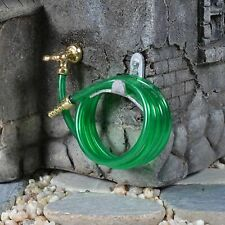 1/12 Streets Ahead Dolls House Garden hose and faucet/tap set D1917