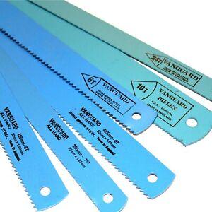 5-Vanguard-Potenza-Seghetto-Lame-43-2cm-x-2-5cm-10tpi-425mm-x-25mm-x-1-25mm