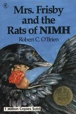 Mrs. Frisby and the Rats of NIMH by Robert C. O'Brien (1986, Paperback, Reprint)