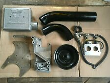 Vortech Supercharger Tbi Gm 50 57 Light Truck Installation Kit Rare Parts
