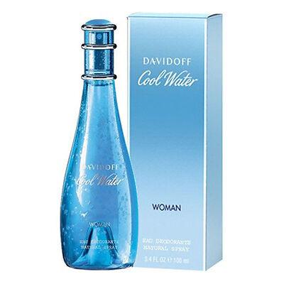 Davidoff Cool water 100 ML Women EDT Perfume