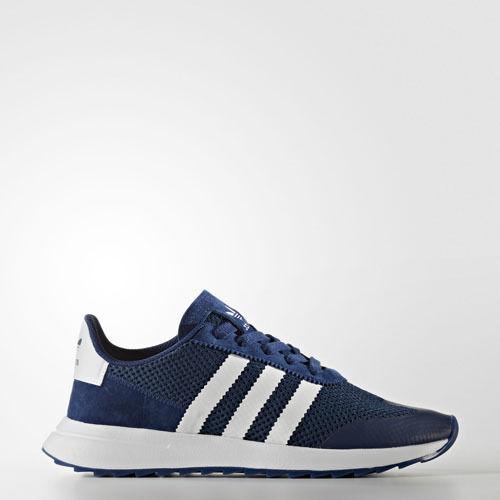 Adidas ba7755 hombres flashback running zapatos blanco azul azul blanco zapatillas el último descuento zapatos para hombres y mujeres babcc4