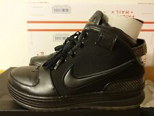 Nike Lebron vi black out size 13 witness 6 NICE pair LOOK