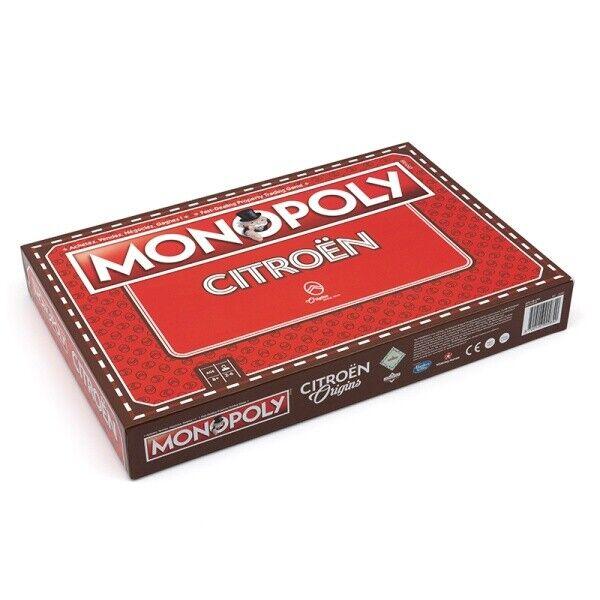 Officiel CITROEN Monopoly Vintage +  modèles actuels neuf origine AMC1401305  pour votre style de jeu aux meilleurs prix