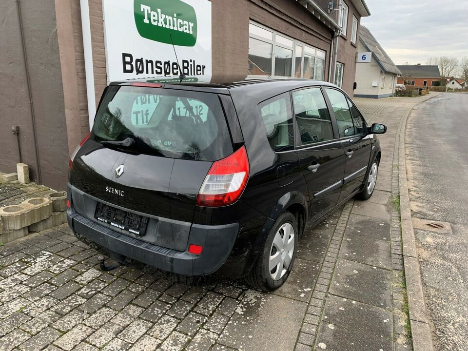 Renault Grand Scenic II 1,9 dCi Authentique Family Diesel