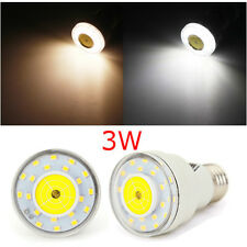 E27 3W White/Warm White Microwave Radar Body Sensor Light Bulb 220V