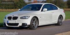 BMW E92 E93 M-Sport Front Bumper spoiler flaps elerons M Power tuning M-Tech M3