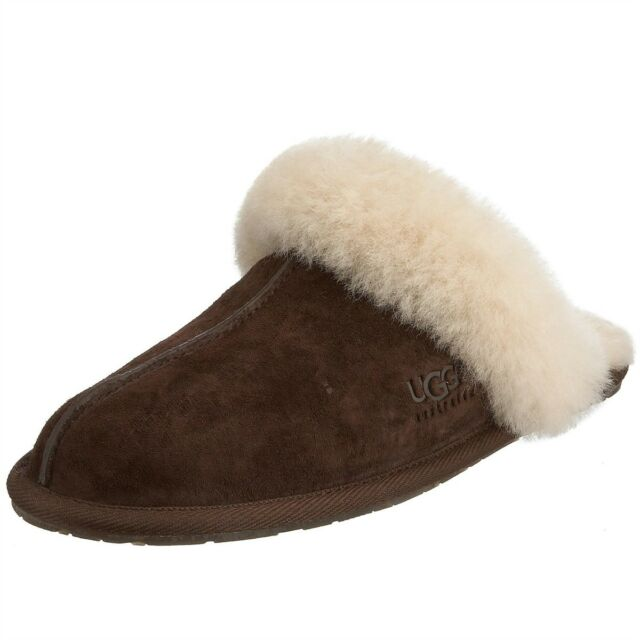 021e269e9d9 UGG Australia Womens Scuffette II Slippers 5661 Chestnut 9