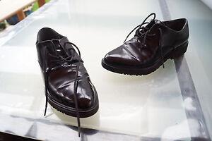 new styles b7893 3739b Details zu TAMARIS Trend Damen Business Schuhe Schnürschuhe Gr.36 Lack  Leder schwarz TOP #7