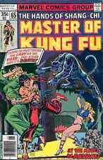 Master of Kung-Fu # 65 (Jim Craig) (USA, 1978)
