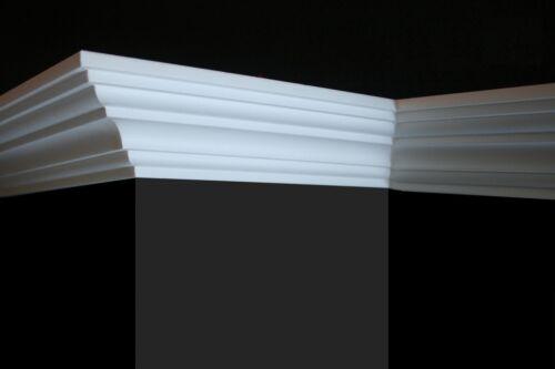 40 m Styroporleisten Eckleisten Zierprofile Stuckleisten Zierleisten Stuck K17