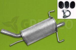 Endschalldaempfer-mit-Montagesatz-Auspuff-OPEL-CORSA-C-1-0-Schraegheck-2000-2006