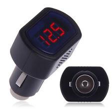Digital Monitor Car Volt Voltmeter LCD Cigarette Lighter Voltage Panel Meter